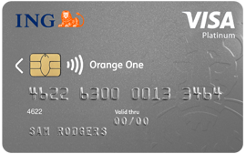 Ing no ing international transaction fees atms worldwide orange one platinum reheart Image collections